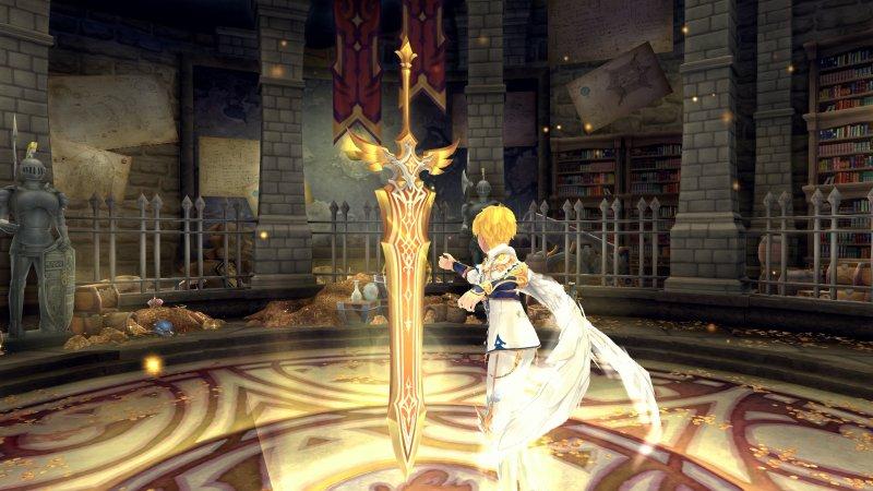 巴德尔神光圣剑图片